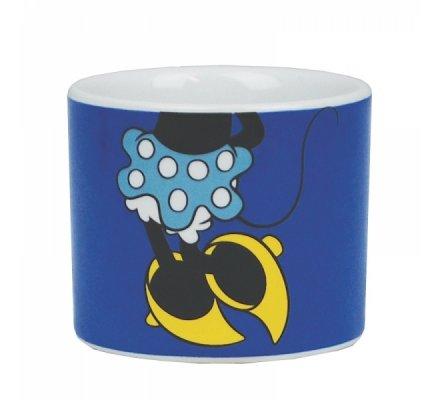 Set de 2 Coquetiers Rouge et Bleue Mickey et Minnie Disney