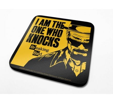 Sous-Verre I Am The One Who Knocks Breaking Bad