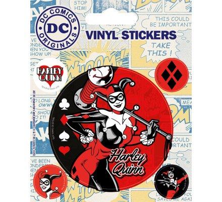 Stickers Harley Quinn DC Originals