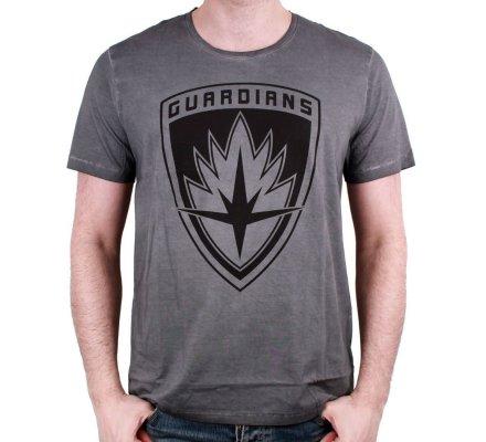 T-Shirt Guardians Shield Gardiens de la Galaxie