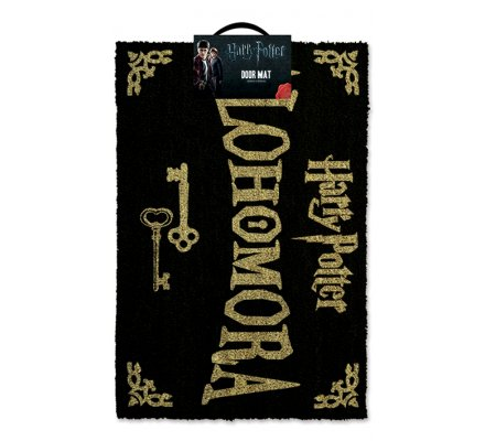 Tapis, Paillasson 60x40 Alohomora Harry Potter