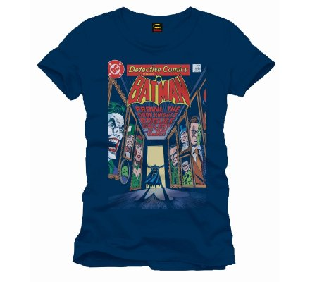 Tee Shirt Bleu Gallery Batman