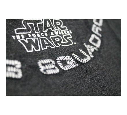 Tee-Shirt Gris Resitance B3G Star Wars