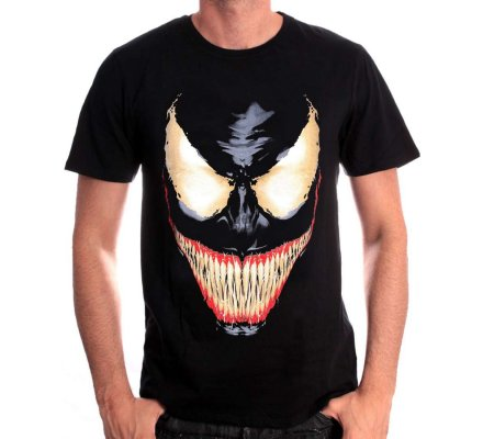 Tee-Shirt Venom Face