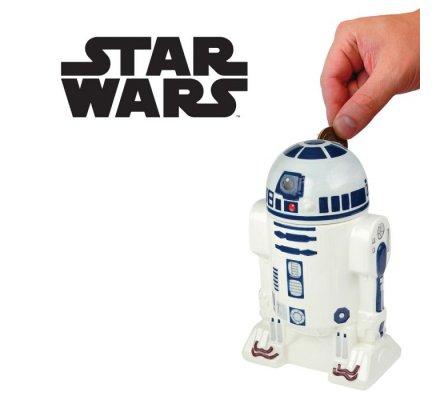 Tirelire R2D2 Céramique Star Wars