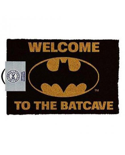 Tapis, Paillasson Batman Welcome to the Batcave