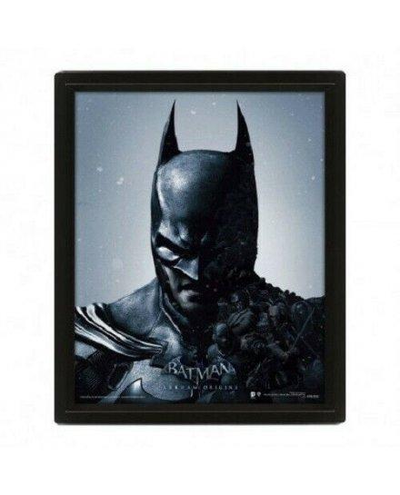 Cadre Batman Joker 3D
