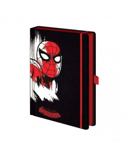Carnet Bloc Notes Spider Man Marvel
