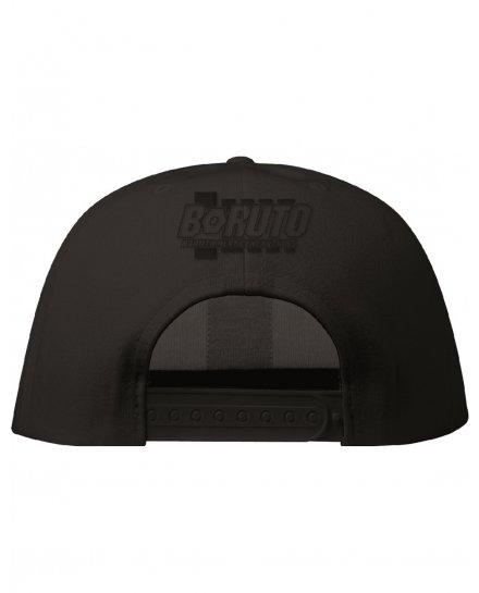 Casquette Boruto Black Konoha