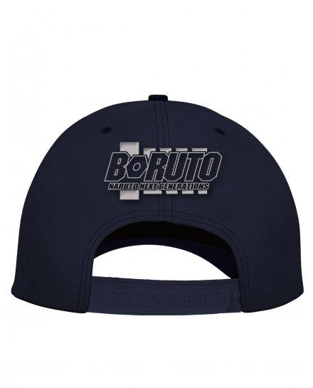 Casquette Boruto Uchiha logo