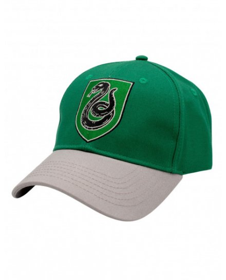 Casquette Harry Potter - Slytherin Badge