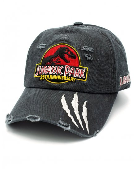 Casquette Jurassic Park Grunge Griffes