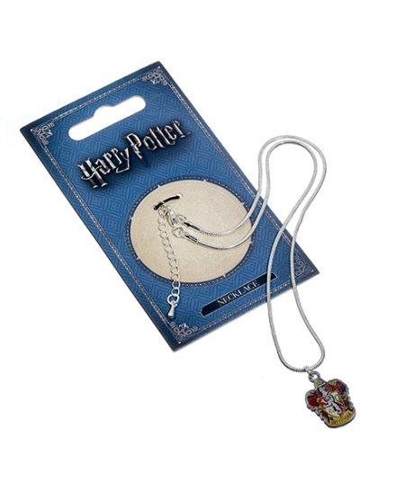 Collier Gryffondor Blason Harry Potter