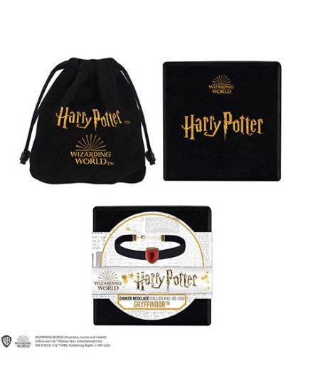 Collier Ras de cou Gryffondor Harry Potter