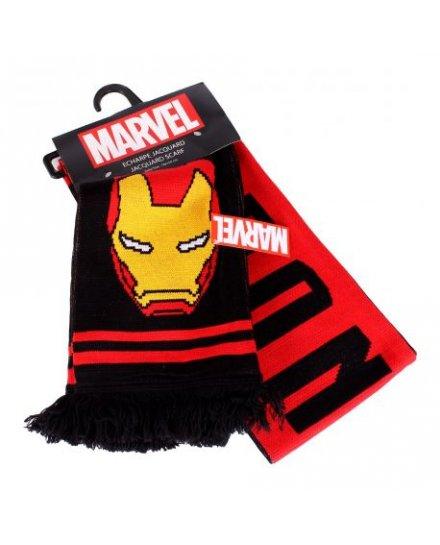 Echarpe Iron Man Face Officielle