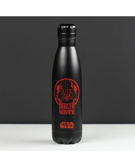 Gourde Star Wars Métal Dark Vador