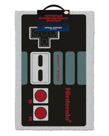 Tapis Paillasson Nintendo Nes controller