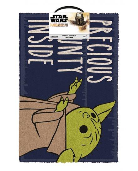Tapis, Paillasson Star Wars The Mandalorian Precious Bounty Inside