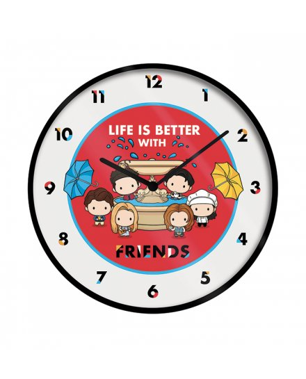 Horloge Friends Life is better with friends