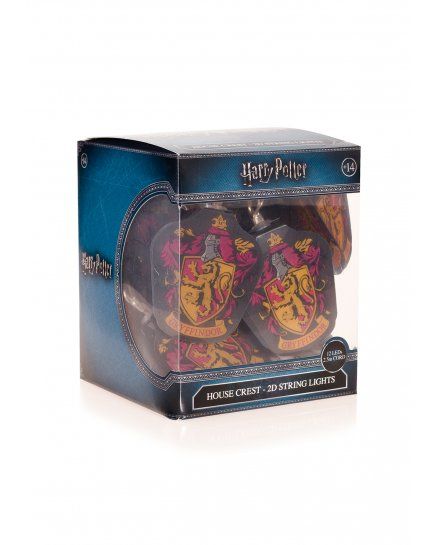Guirlande lumineuse Harry Potter Gryffondor 2D