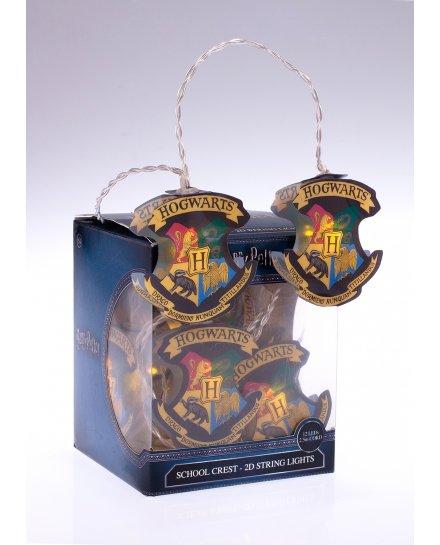 Guirlande lumineuse Harry Potter Poudlard 2D