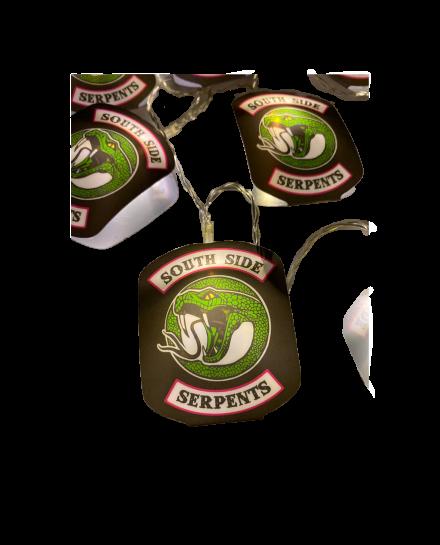 Guirlande lumineuse Riverdale Serpents