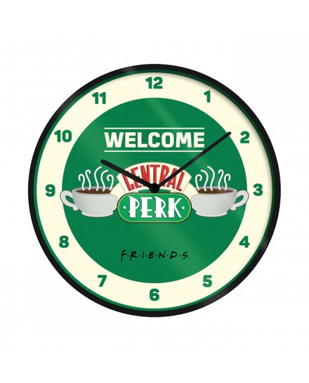 Horloge Friends Central Perk