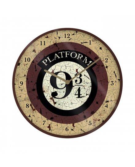 Horloge Harry Potter Platform 9 3/4