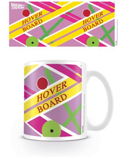 Mug Retour vers le Futur Hoverboard