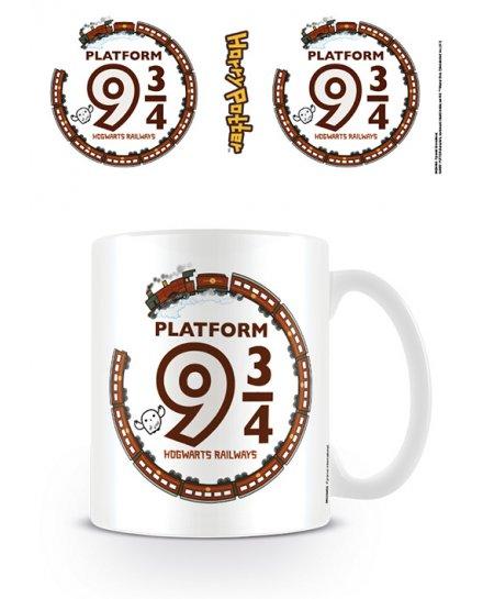 Mug Harry Potter Platform 9 3/4 Chibi