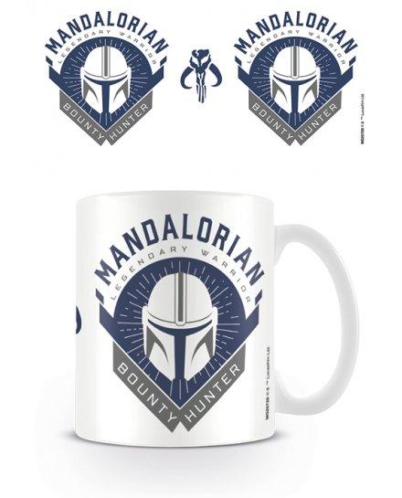 Mug Star Wars The Mandalorian Bounty Hunter