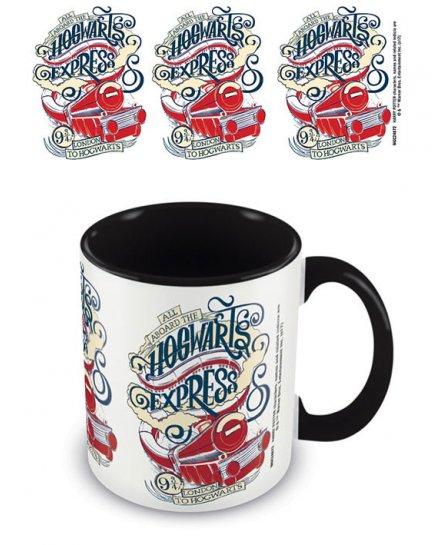 Mug All Aboard Hogwarts Express Harry Potter