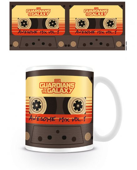 Mug Awesome Mix Vol Gardiens de la Galaxie