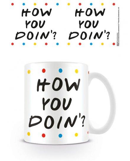 Mug Friends How You Doin