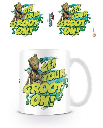 Mug Groot Gardiens de la Galaxie Get your groot on