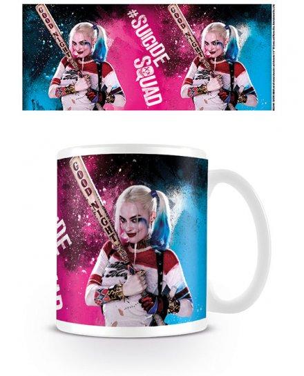 Mug Harley Quinn Good Night Suicide Squad