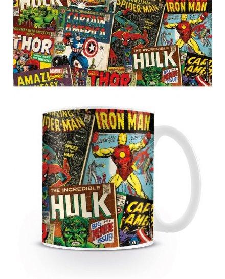 Mug Marvel Retro comics