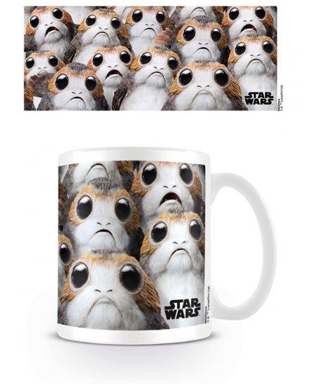 Mug Porgs Star Wars