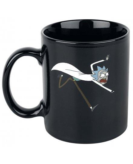 Mug Rick et Morty Portail Thermoréactif