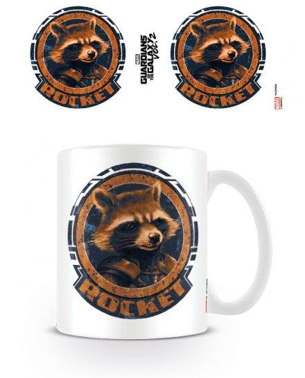 Mug Rocket Gardiens de la Galaxie