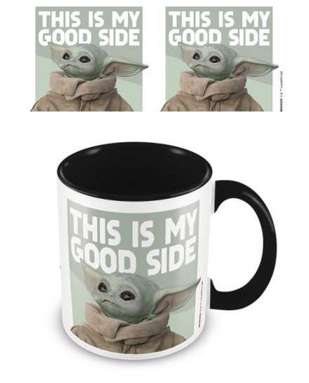 Mug Star Wars Mandalorian Good Side