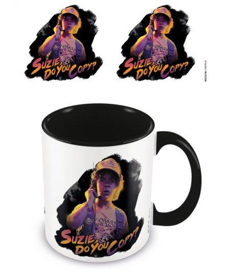 Mug Stranger Things Suzy do you copy