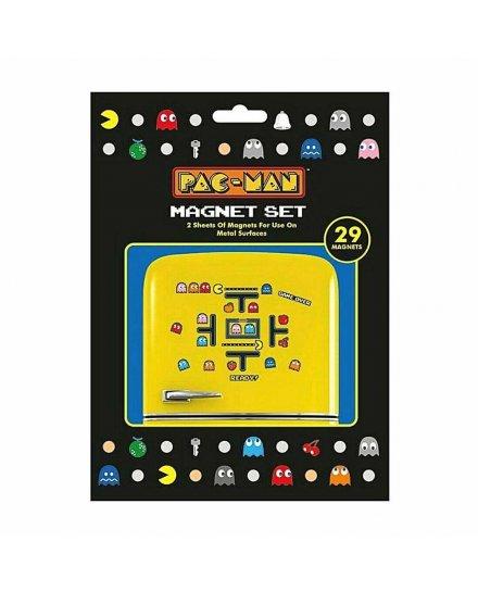 Pack de 29 aimants magnets Pac Man