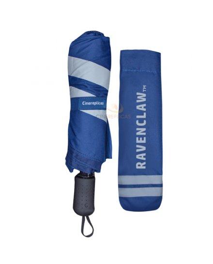 Parapluie Harry Potter Serdaigle bleu et gris