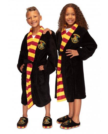 Peignoir enfant Harry Potter Poudlard