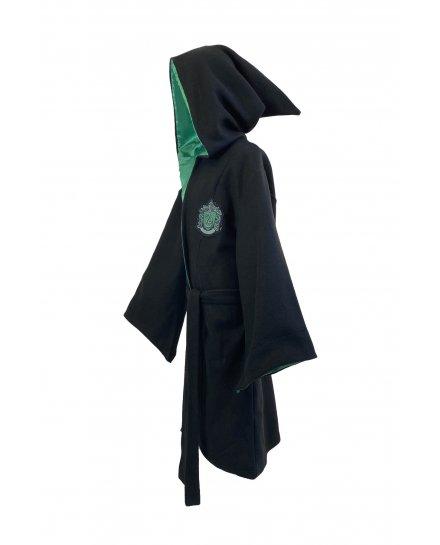 Peignoir enfant Harry Potter Serpentard