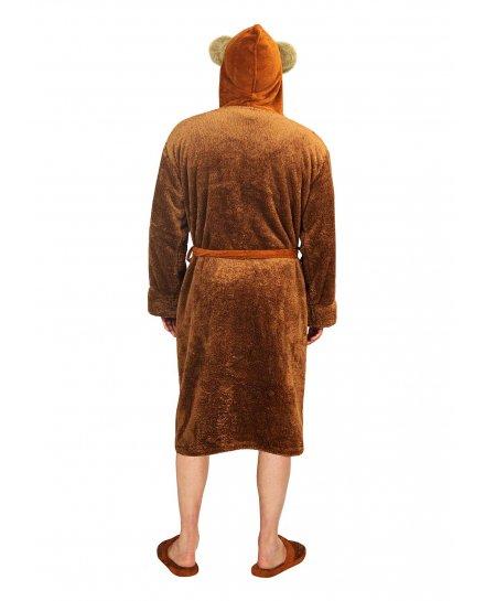 Peignoir Star Wars Ewok adulte