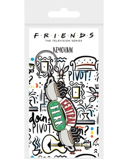Porte-clés Friends Central Perk