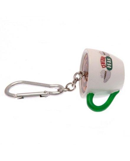 Porte-clés Friends Tasse Central Perk 3D