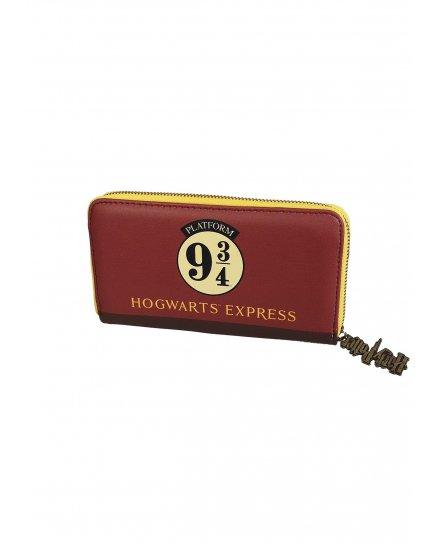 Portefeuille Harry Potter Hogwarts Express Platform 9 3/4
